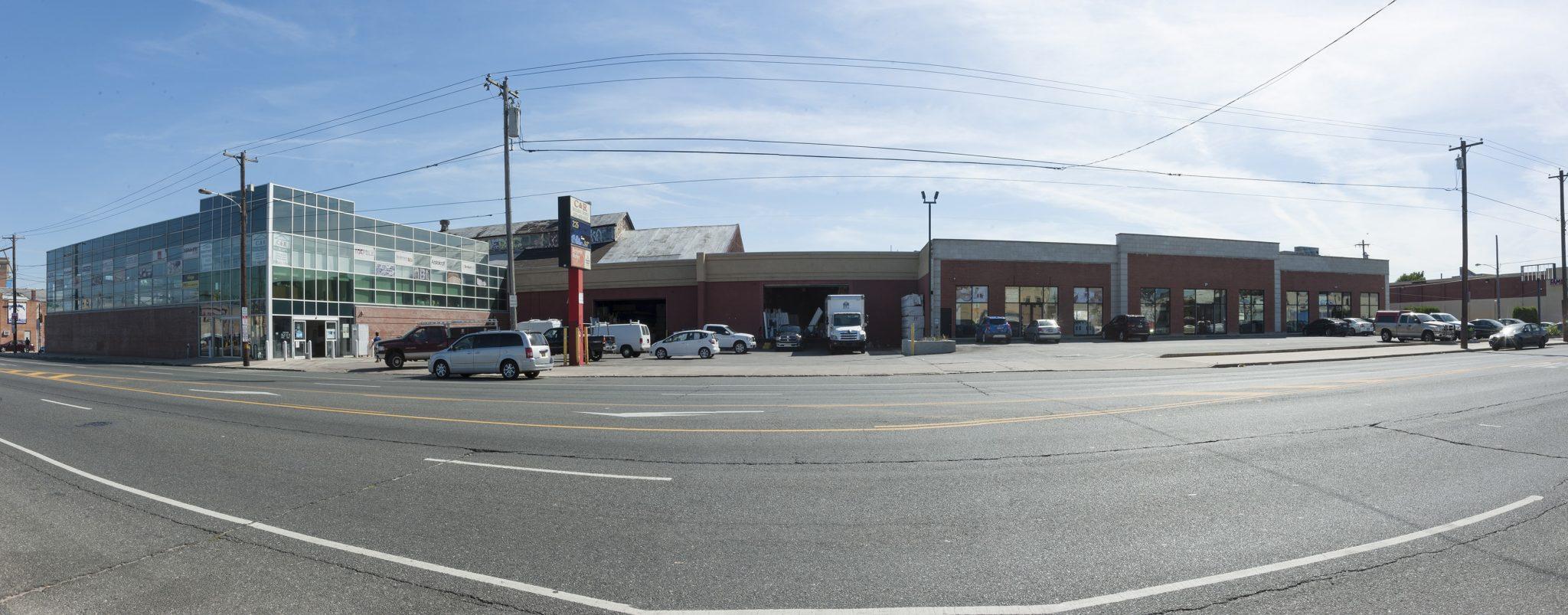 Broad Street Panarama