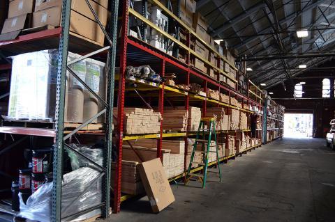 CR Building Supply Philadelphia PA Lumber Yard
